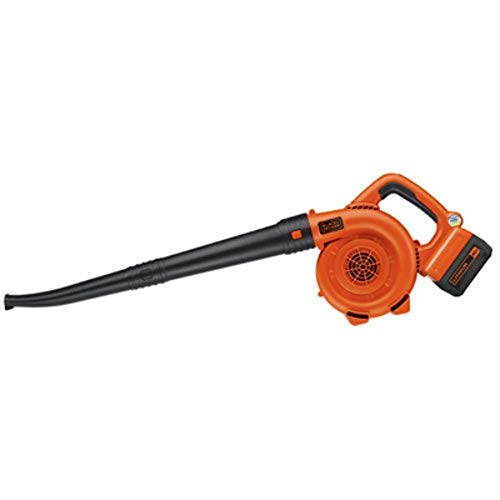 BLACK+DECKER LSW36 40V Lithium Ion Cordless Sweeper, 24