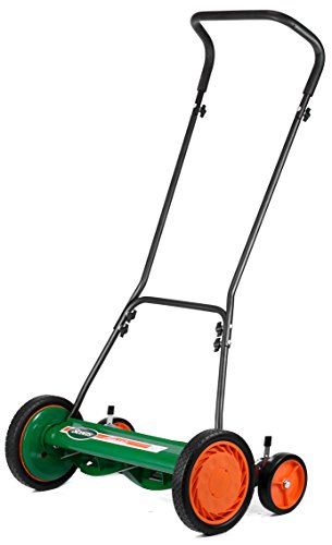 Scotts Outdoor Power Tools 2000-20 Classic Push Reel Lawn Mower, 20-Inch, Green