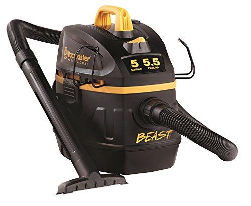Vacmaster Professional - Professional Wet/Dry Vac, 5 Gallon, Beast Series, 5.5 HP 1-7/8' Hose Jobsite Vac (VFB511B0201)