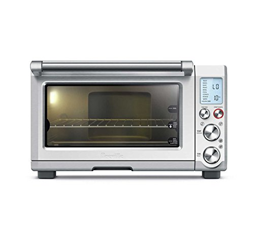 Breville BOV845BSS Smart Oven Pro Convection Countertop Oven, Brushed Stainless Steel