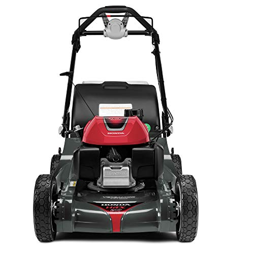 Honda 664100 HRX217VKA GCV200 Versamow System 4-in-1 21 in. Walk Behind Mower with Clip Director and MicroCut Twin Blades