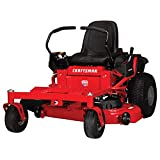 Craftsman Z525 Zero Turn Gas Powered Lawn Mower, Red