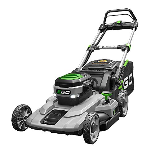 EGO Power+ LM2100 21-Inch 56-Volt Lithium-ion Cordless Lawn Mower | Battery & Charger Not Included | Not self-propelled