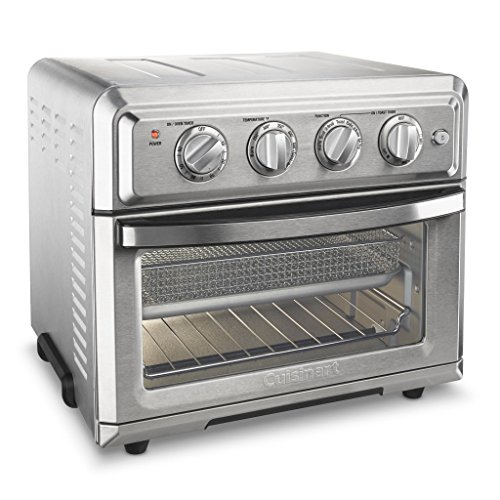 Cuisinart TOA-60 Convection Toaster Oven Airfryer, Silver