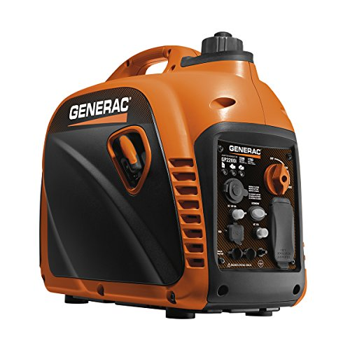 Generac 7117 Gp2200I W 50St Inverter, Orange
