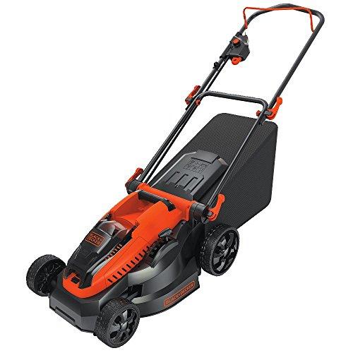BLACK+DECKER CM1640 40V MAX Cordless Lawn Mower,